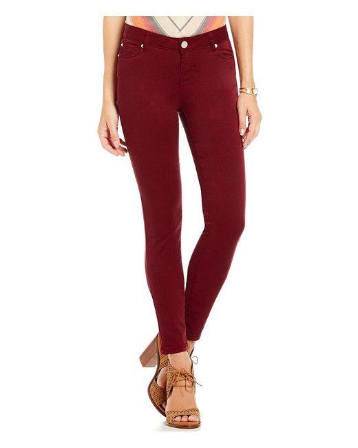 Celebrity Pink | Super-soft Colored Skinny Jeans | Lyst