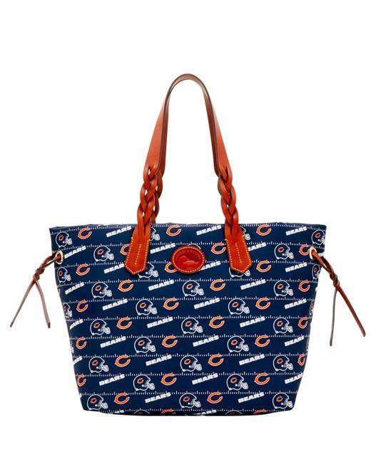 Dooney & Bourke - Blue Nfl Bears Shopper - Lyst