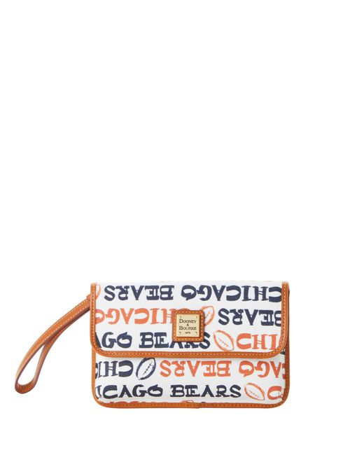 Dooney & Bourke Multicolor Nfl Bears Milly Wristlet