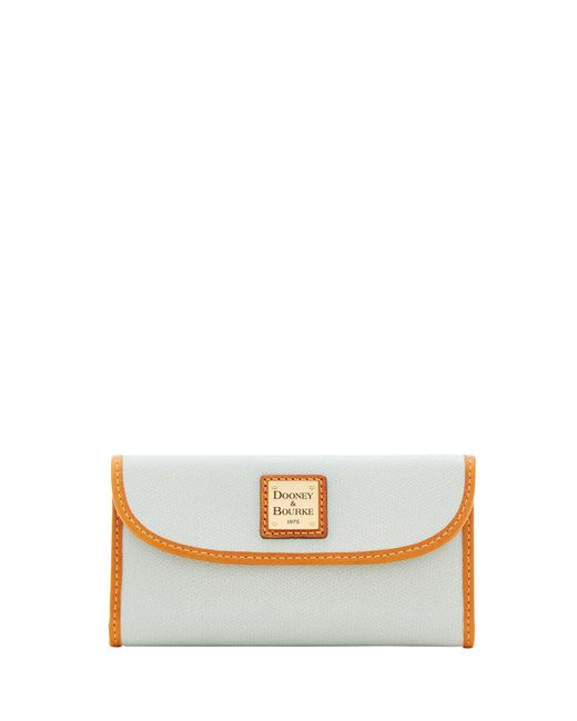 Dooney & Bourke - Multicolor Collins Continental Clutch - Lyst