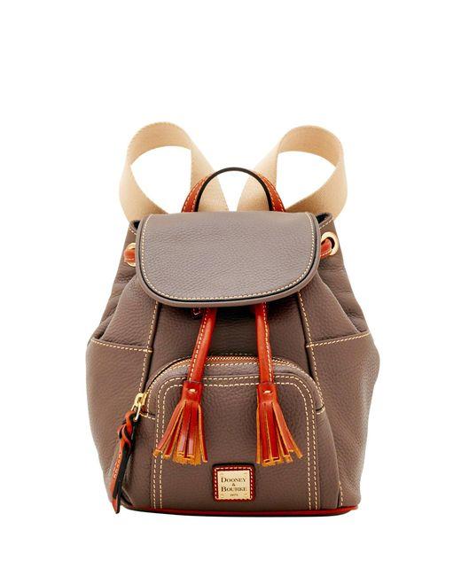 Dooney & Bourke - Multicolor Pebble Grain Large Murphy Backpack - Lyst