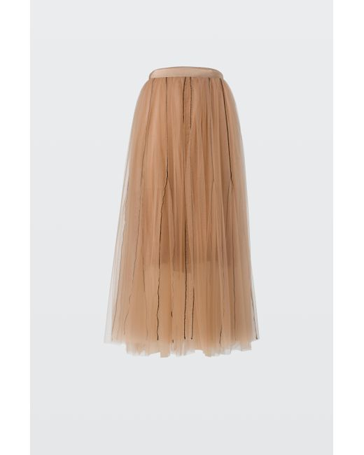 Dorothee Schumacher - Multicolor Sensitive Transparency Layered Skirt - Lyst