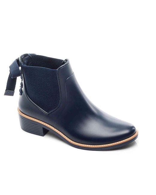 Bernardo - Blue Paxton Rain Boot - Lyst