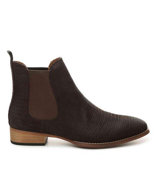 007f2e975fc ... Steve Madden - Brown Paterson Boot - Lyst ...