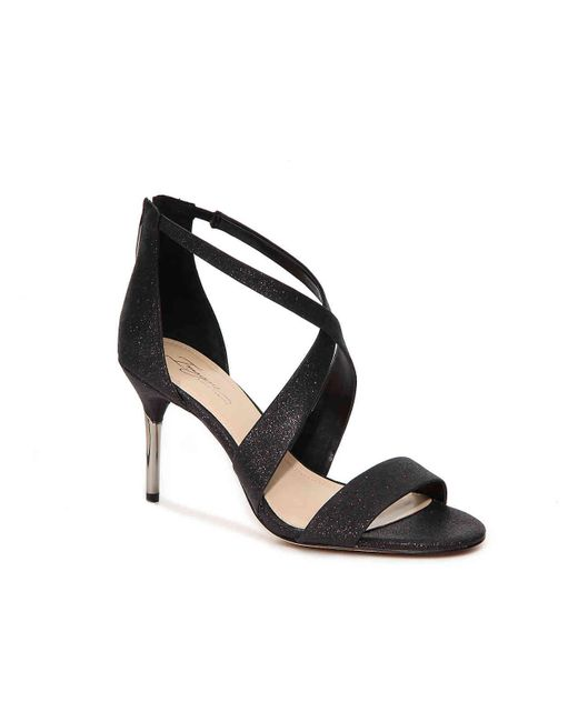 e782e15ca1e4 Lyst - Imagine Vince Camuto Pascal Sandal in Black