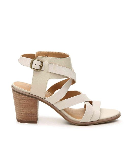 26e6c54a3c9 ... Lucky Brand - Natural Kailasa Sandal - Lyst ...