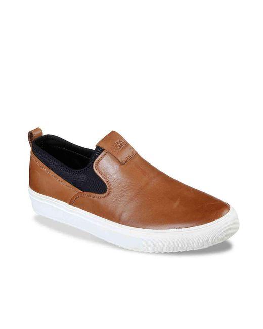 Mark Nason - Brown Razor Cup Rexford Slip-on Sneaker for Men - Lyst