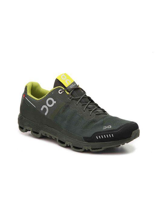 On - Black Cloudventure Running Shoe for Men - Lyst