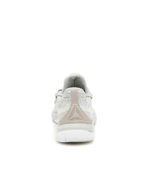 ... Reebok - Gray Z Print Her 3.0 Running Shoe - Lyst ... 2997e4e21