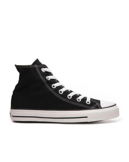 5ae47aedf3a3e6 ... Converse - Black Chuck Taylor All Star High-top Sneaker for Men - Lyst  ...