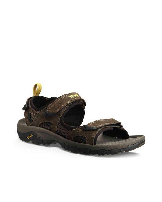 Teva - Brown Katavi Sandal - Lyst