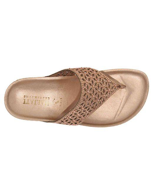 Italian Shoemakers Eloise Wedge Sandal rKLrrUglcB