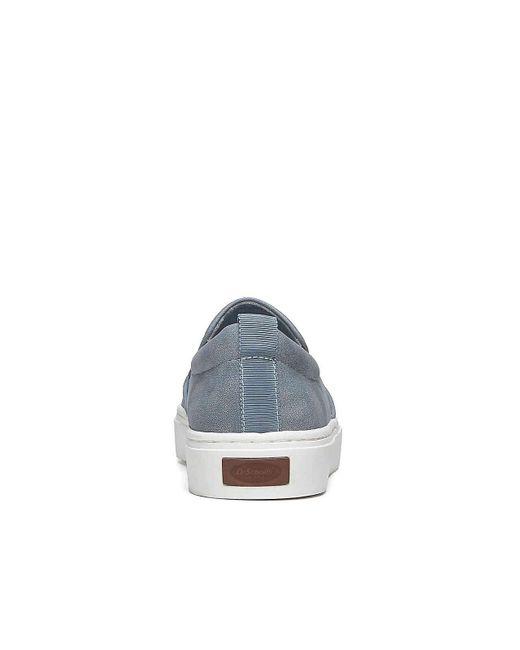 4c413c22da8 ... Dr. Scholls - Blue No Bad Days Platform Slip-on Sneaker - Lyst ...
