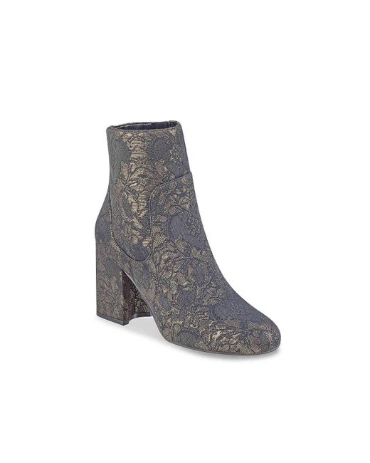 Marc Fisher - Gray Jana Bootie - Lyst