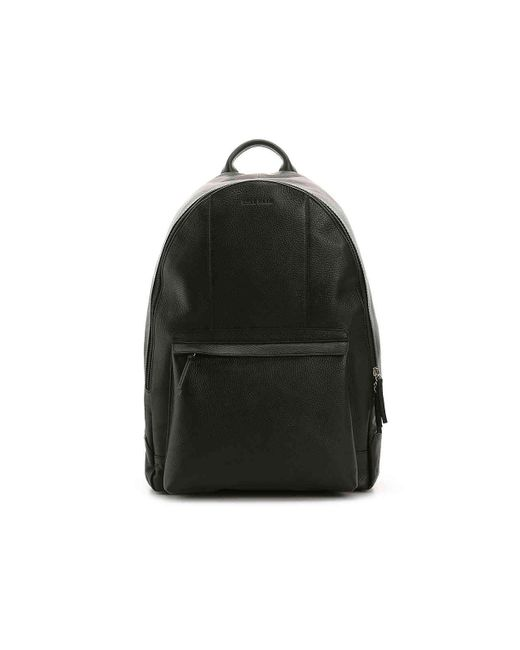 97bd32da59 Cole Haan Wayland Leather Backpack in Black for Men - Save 7% - Lyst