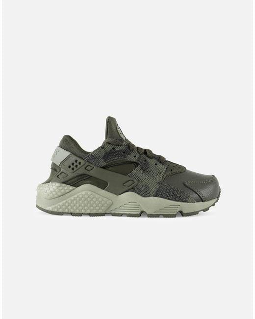 b0d03435ec7 Nike - White Air Huarache Run Premium for Men - Lyst ...