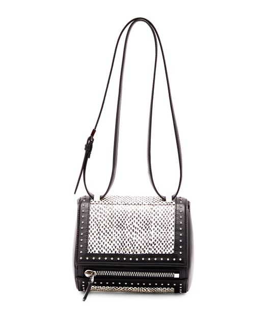 1ebee3d34c Givenchy Pandora Bag Strap. Givenchy Pandora Box Mini Snakeskin Shoulder ...