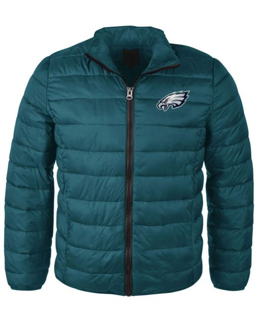 G3 Sports Men S Philadelphia Eagles Packable Quilted