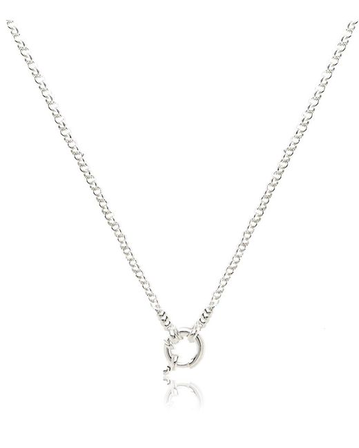 Links of London | Metallic Belcher Mini Chain | Lyst