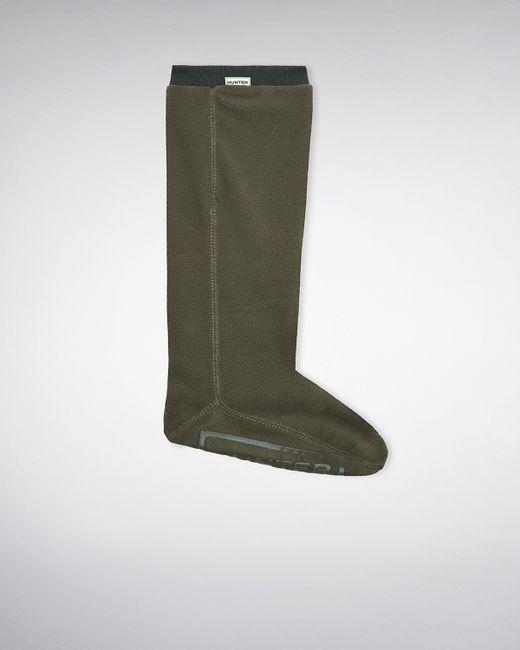 Hunter | Green Unisex Field Fitted Boot Socks - Tall | Lyst
