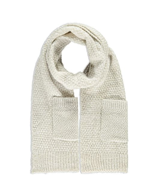 Forever 21 | Natural Patch Pocket Scarf | Lyst