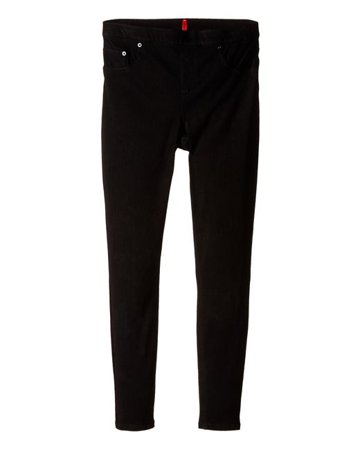 Spanx | Black Jean-ish Twill Shaping Legging | Lyst