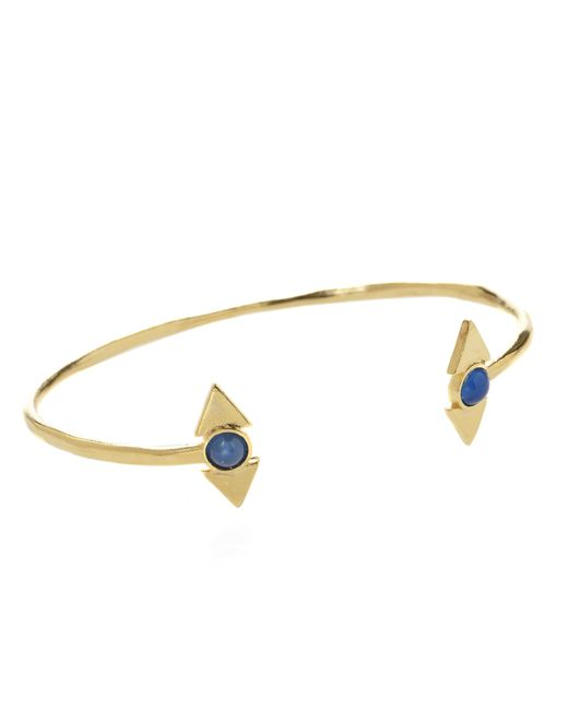 Jill Golden | Yellow Reflection Cuff | Lyst