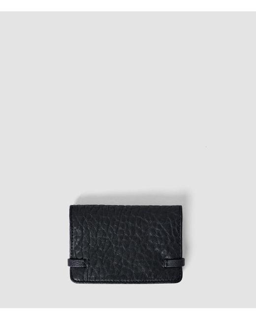 AllSaints   Black Paradise Card Cover   Lyst