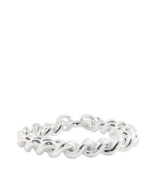 Thomas Sabo | Metallic Sterling Silver Mesh Bracelet | Lyst