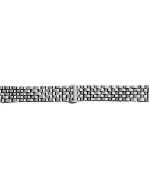 Shinola | Metallic 18mm Stainless Steel Bracelet | Lyst