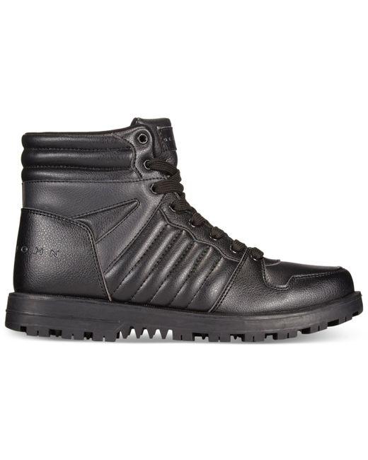 Sean John | Black Madison 2 Bt Hi-top Sneakers for Men | Lyst