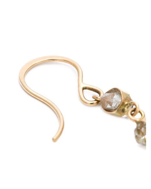 Melissa Joy Manning | Metallic Herkimer Diamond Drop Earrings | Lyst
