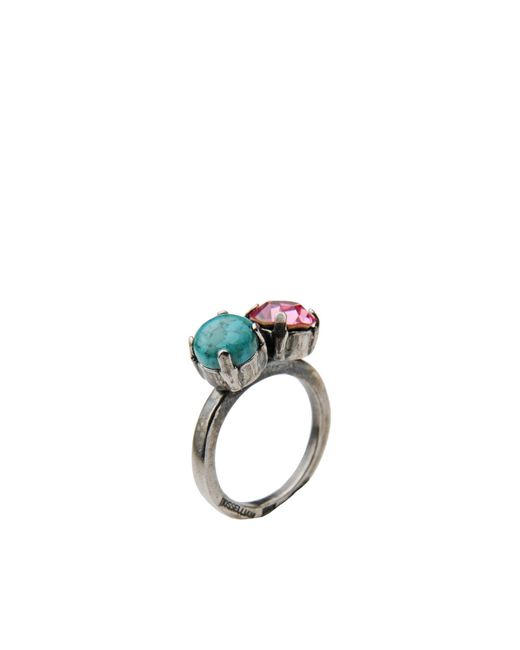 Iosselliani | Metallic Ring | Lyst