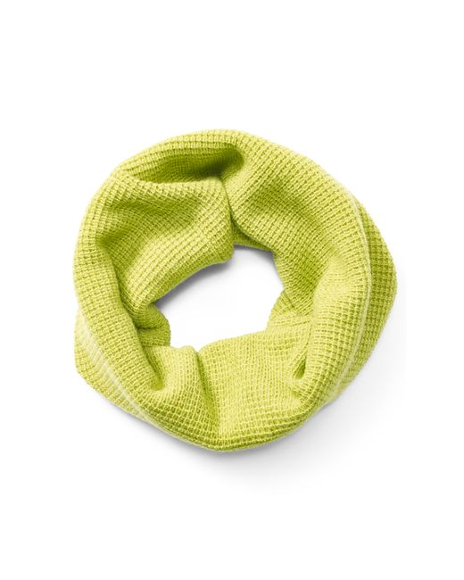 Pink Pony | Green Waffle-knit Wool-blend Snood | Lyst