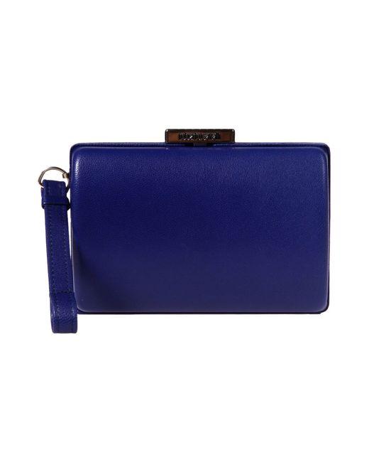 Roberto Cavalli   Blue Handbag   Lyst