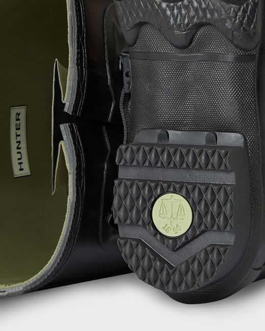 Hunter | Multicolor Men's Norris Field Side Adjustable Rain Boots for Men | Lyst