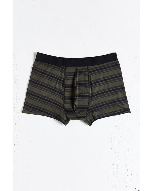 Urban Outfitters | Black Multicolor Stripe Trunk for Men | Lyst