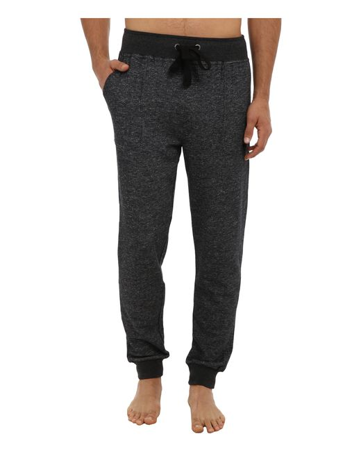 2xist | Black Core Terry Sweatpant for Men | Lyst