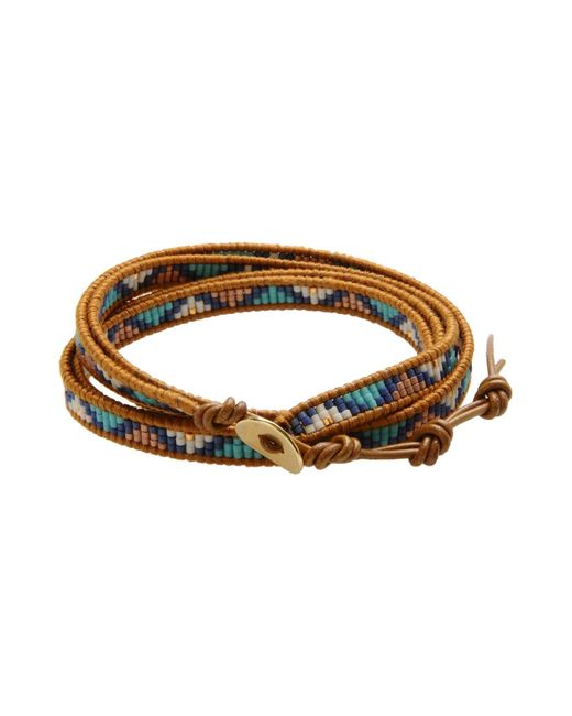 Chan Luu | Brown Bracelet | Lyst