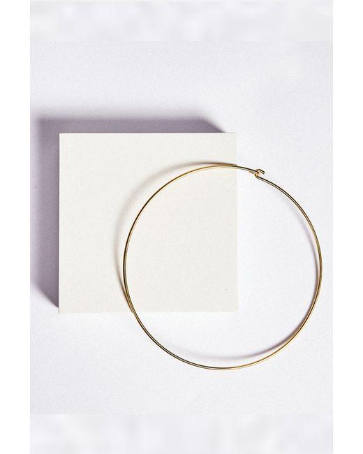Sorelle | Metallic Brass Lucia Necklace | Lyst