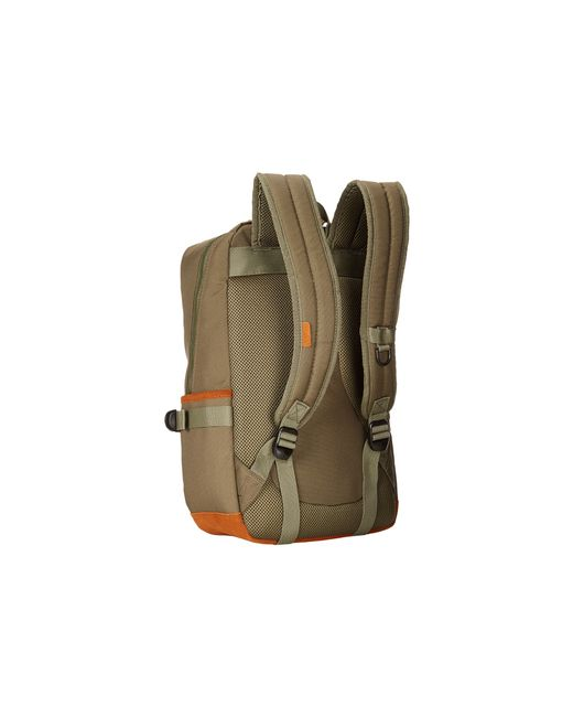 Nixon | Green The Scout Backpack for Men | Lyst