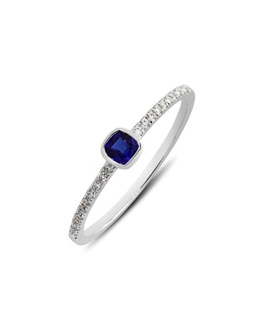 Bony Levy | Metallic Semiprecious Stone & Diamond Ring (limited Edition) (nordstrom Exclusive) | Lyst