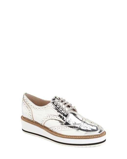 Nordstrom Mens Metalic Oxford Shoes