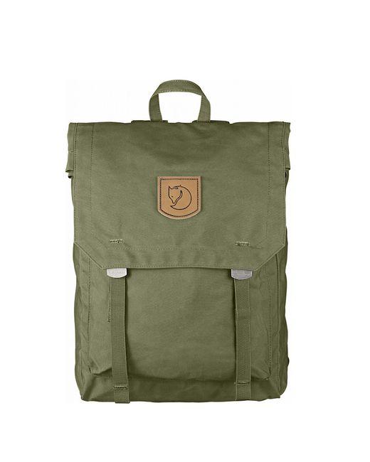 Fjallraven | Green Foldsack No 1. Heavy-duty Backpack for Men | Lyst
