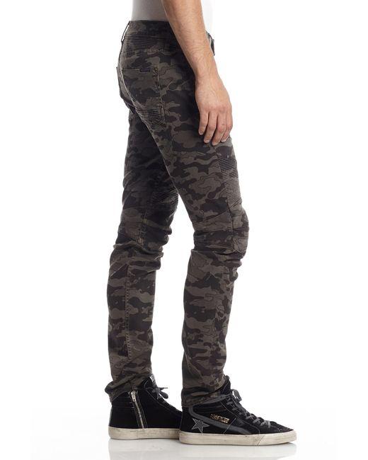 Hudson Jeans   Green Blinder Biker Skinny for Men   Lyst