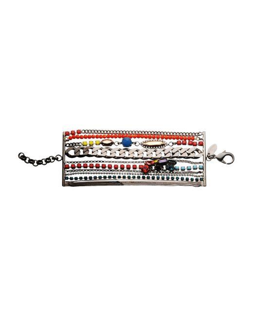 Iosselliani | Orange Bracelet | Lyst