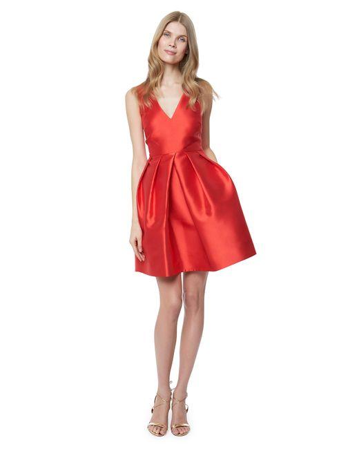 Erin Fetherston Devon Dress In Red Lyst