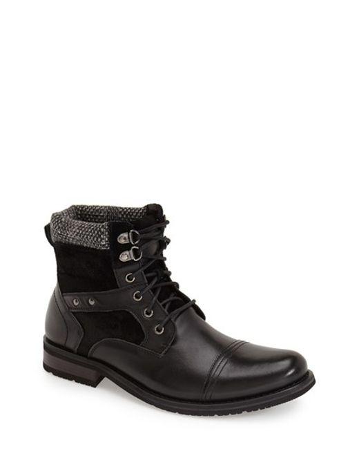 Joe's Jeans | Black 'adams' Boot for Men | Lyst