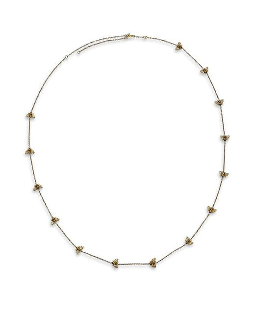 Theo Fennell | Yellow Bee Motif Necklace | Lyst