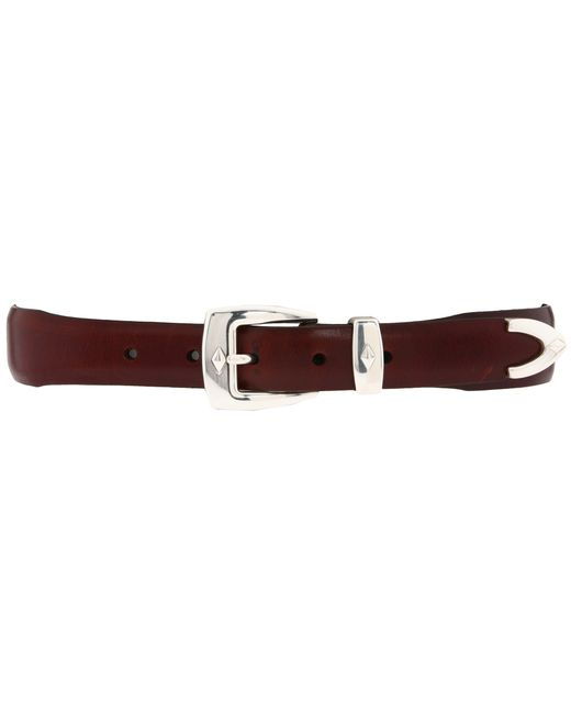 Brighton | Brown Denver Diamond Belt for Men | Lyst